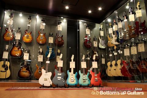 ボトムズアップギターズ福岡サンパレス店