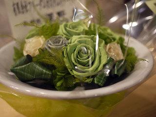 開店祝いのお花ありがとうございます。