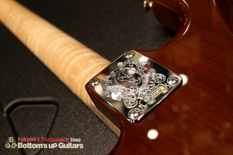 IHush_ST_Eagle_Jointplate.jpg IHush Guitarsのストラトタイプ エーグル彫金