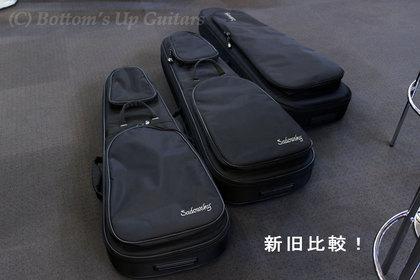 Sadowsky Portbag 新入荷 新旧比較! 当店おすすめのハードケース並みに安心できるギグバッグ!