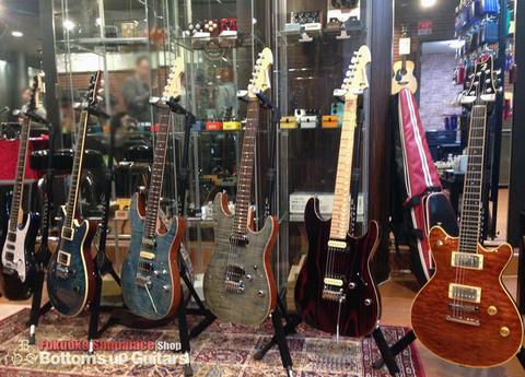 ティーズギター インストアイベント 福岡サンパレス店 ギターセミナー 開催レポート 博多のギター専門店 ボトムズアップギターズ