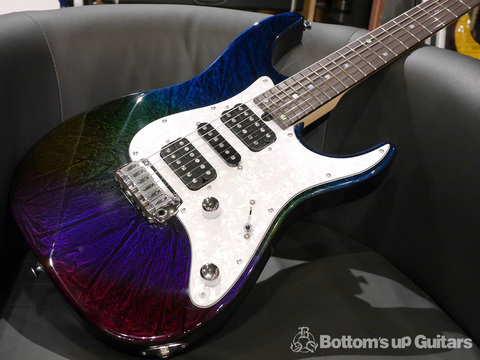 「DST-Classic 24 -Flare Flourite-」満を持してボトムズアップギターズで展開! T's Guitars 2015 Show Models!!