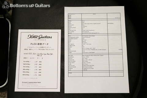 Xotic California Classic 福岡サンパレス店(博多区の楽器店)で取扱い開始致します!