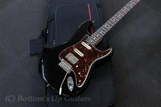 Alleva Coppolo guitar set up