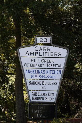 Carr Amplifier - Factory Tour - 2012 Fall / Bottom's Up Guitars