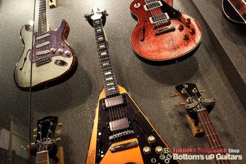 IHush_3Models.jpg IHush Guitars 彫金と木工の匠 日本が世界に誇る ギター職人