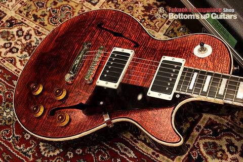 IHush_LP_RONIN_Top03.jpg IHush Guitarsのレスポールタイプ 浪人彫金