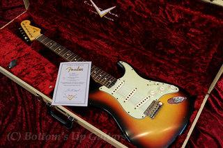 Fender Custom Shop Master Build Series Brazilian Rosewood Stratocaster