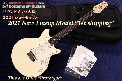 今週末の福岡サンパレス店『Kz Guitar Works』SHOW CASEでは、初めて発表されるニューモデルや新ピックアップを、なんと世界最速でお試し頂けます!! 2021年4月17日、18日。 ケイズギターワークス伊集院氏、プロギタリスト井上裕治氏、そしてボトムズアップギターズ代表重浦が集います!!