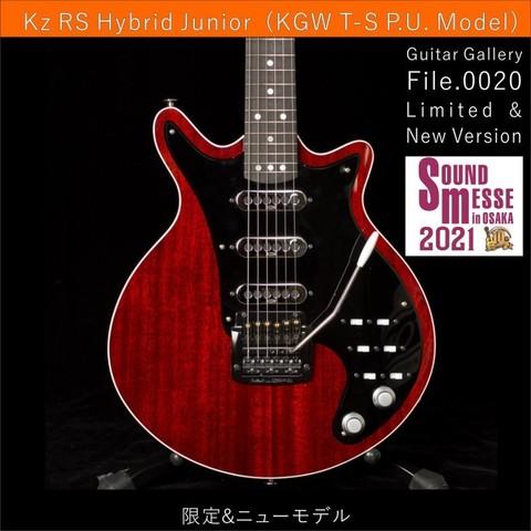 ケイズギターワークス Kz Guitar Works Red Special Hybrid Kzguitar_soundmesse2021-RShybridJr.jpg