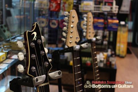 これからの「T's Guitars × Bottom's Up Guitars」の展開にご期待くださいね!