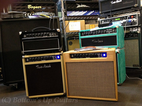 Two-Rock Boutique Guitar Amplifier を買うなら九州博多のボトムズアップギターズ!
