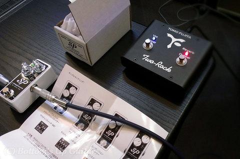 新入荷! Xotic SP Compressor / EP Booster サイズのコンプレッサー!