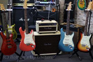 九州・福岡の街でもハイエンドギター&ギターアンプが手に入るようになりました!Two-Rock続々入荷中です!